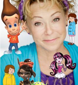 Animation Voice Debi Derryberry