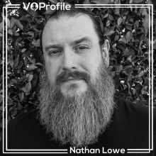 VOPlant VOProfile: Voice Actor Nathan Lowe